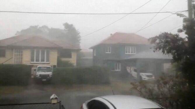 Gwałtowne burze w Australii. W Gold Coast spadło najwięcej deszczu od pół wieku