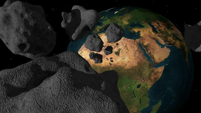 NASA utworzyła Biuro Koordynacji Obrony Planetarnej. <br />Będzie chronić Ziemię przed kolizją
