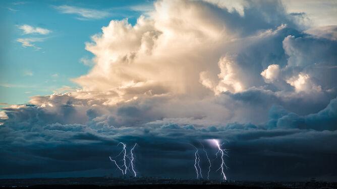 Prognoza pogody na pięć dni: <br />aura pełna deszczu i burz