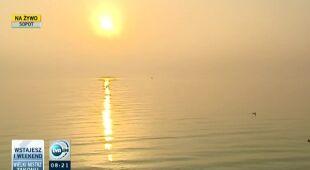 Lato wróciło na molo / TVN24