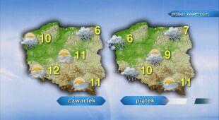 Zobacz, co czeka nas w pogodzie w kolejnych dniach